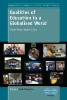 Qualities of education in a globalised world [electronic resource]