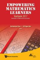 Empowering mathematics learners /