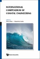 International compendium of coastal engineering