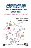 Understanding basic chemistry through problem solving : the learner's approach