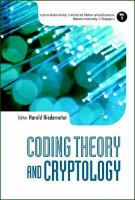 Coding theory and cryptology [electronic resource]