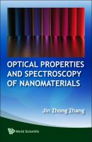 Optical properties and spectroscopy of nanomaterials [electronic resource] cover