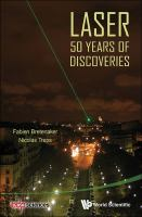 Laser : 50 years of discoveries cover