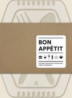 Bon appétit : complete branding for restaurants, cafés and bakeries