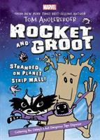 Rocket and Groot : stranded on planet strip mall!