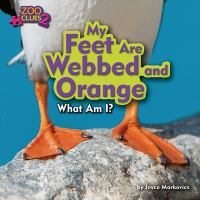 My Feet are Webbed and Orange