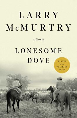 Cover image for Lonesome Dove : a novel