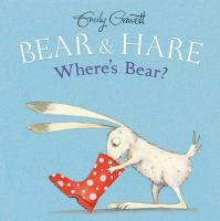Bear and Hare - Two Good Friends Off On Another Gentle Adventure