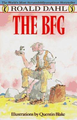 June - The BFG by Roald Dahl