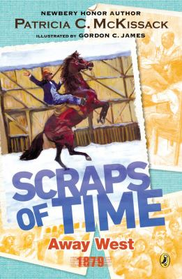 Away West (Scraps of Time)  by Patricia McKissack