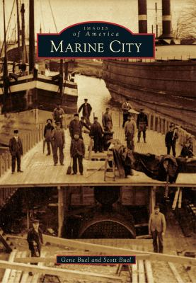 Marine City by Gene Buel
