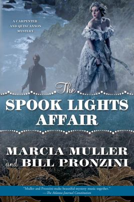 The spook lights affair by Marcia Muller