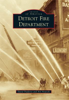 Detroit Fire Department by David Traiforos