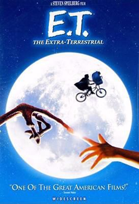 E.T. The Extraterrestrial DVD