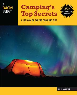 Cover of book, Camping's Top Secrets