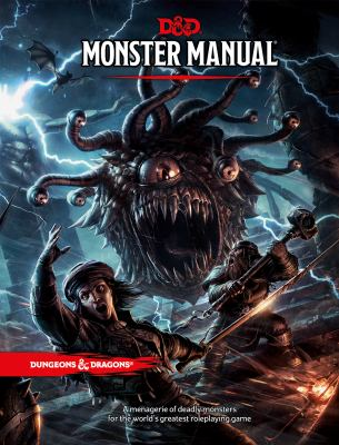 Cover image for Monster manual.