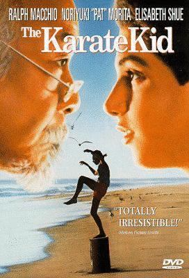 The Karate Kid DVD
