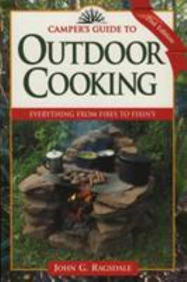 Cover of book, Camper's Guide to Outdoor Cooking