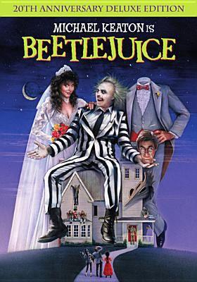 Beetlejuice DVD