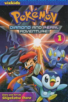Pokemon Graphic Novel