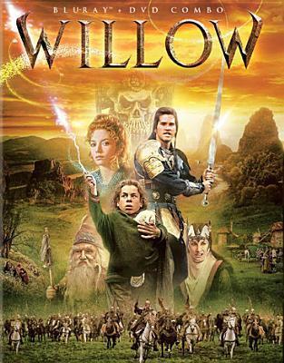 Willow DVD
