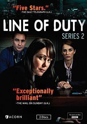 Line of Duty Series 2 (England)
