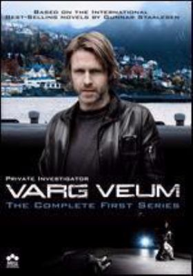 Private Investigator Varg Veum. The complete first series