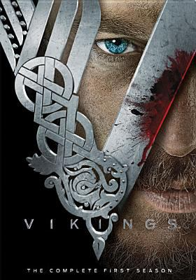 Cover image for Vikings. The complete first season