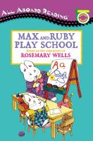 Max and Ruby Picture Readers