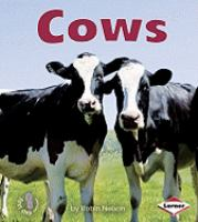 Cows (and other First Step Non-Fiction)