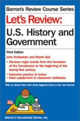 Let's review : U.S. history and government