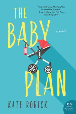 The Baby Plan - Cover