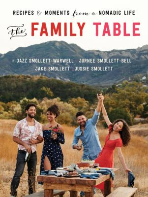 The family table : recipes and moments from a nomadic life - Cover