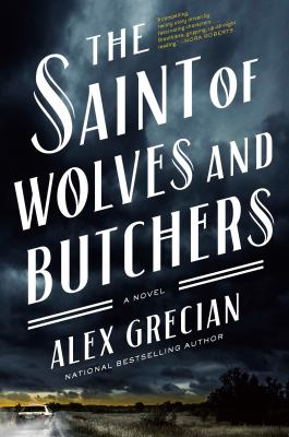 The saint of wolves and butchers - Cover