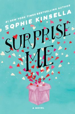 Surprise me : a novel - Cover