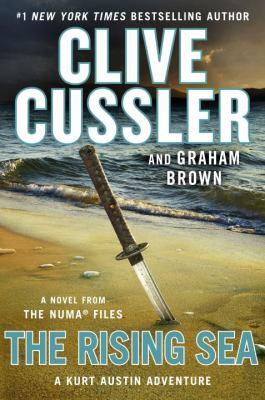The rising sea : a novel from the NUMA files - Cover