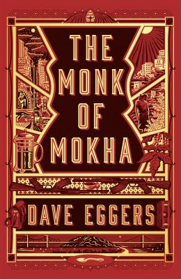 The monk of Mokha - Cover