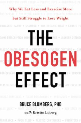 The obesogen effect - Cover