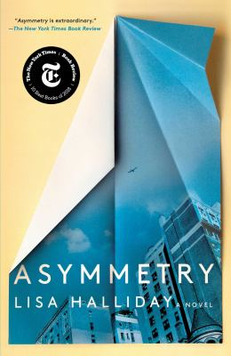 Asymmetry: a novel - Cover