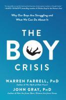 The Boy Crisis - Cover