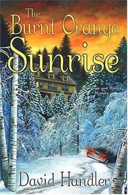 The Burnt Orange Sunrise