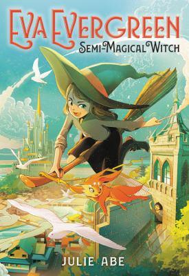 Eva Evergree, semi-magical witch