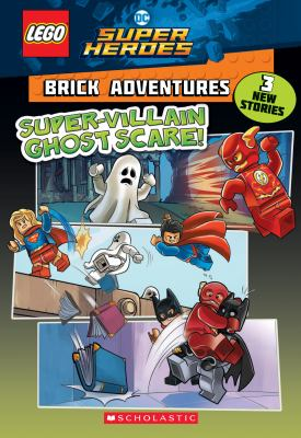 Super-Villain Ghost Scare!