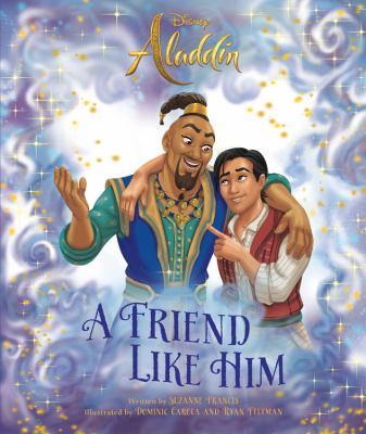 Aladdin Live Action: A Friend Like Him