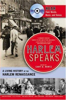 Harlem Speaks