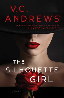 The silhouette girl
