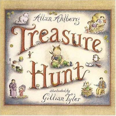 Cover image for Treasure hunt