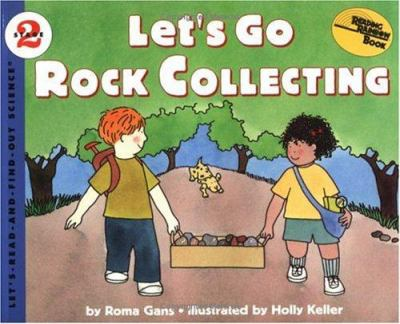 Cover Art for Let's go rock collecting