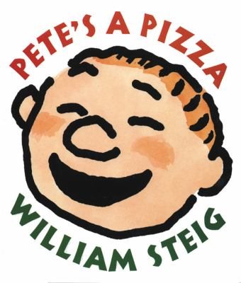 Cover Art for Pete's a pizza