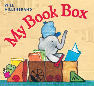 Cover image for My book box